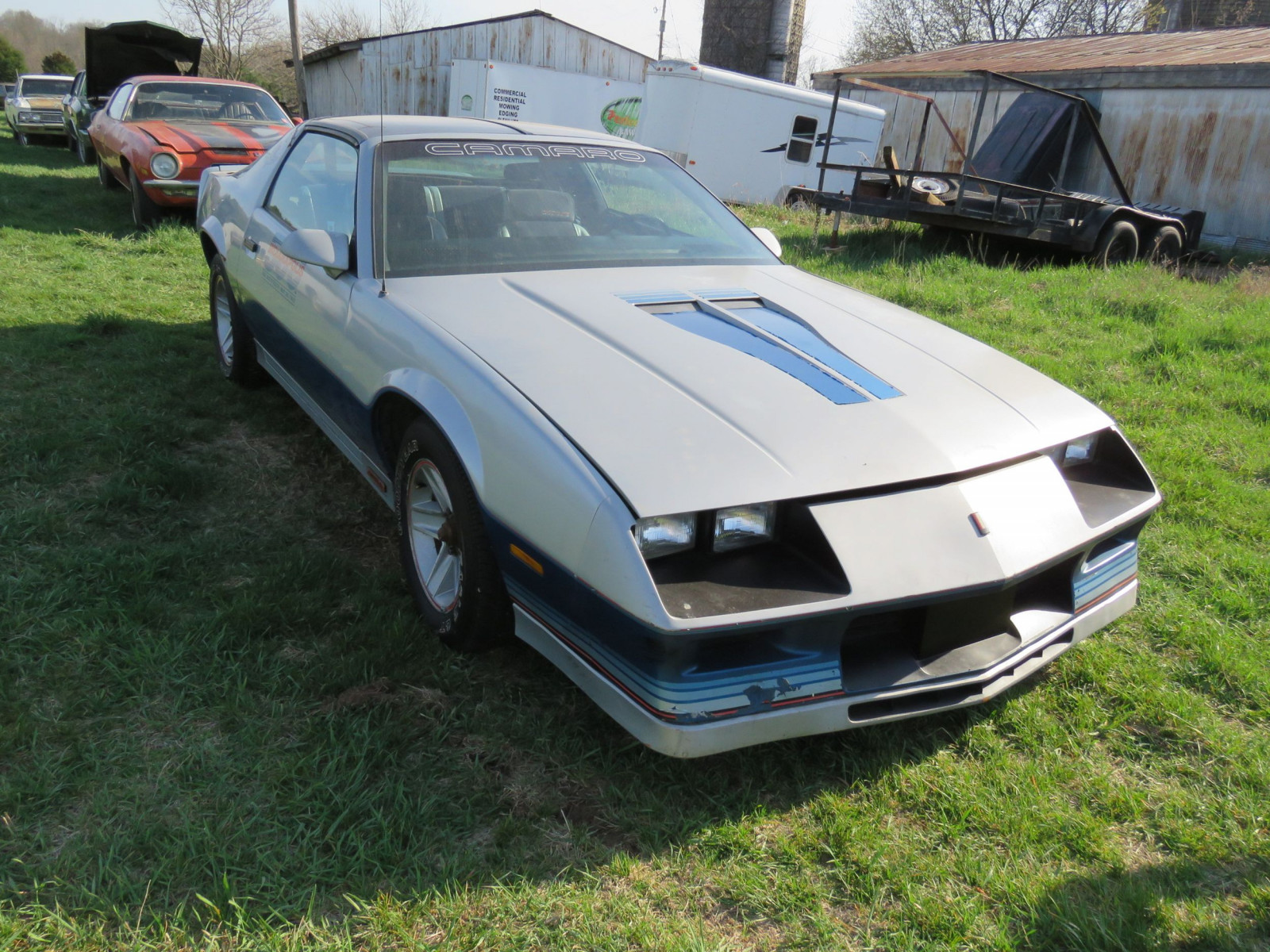 1982 Chevrolet Camaro Indianpolis 500 Edition Pace Car - Image 3