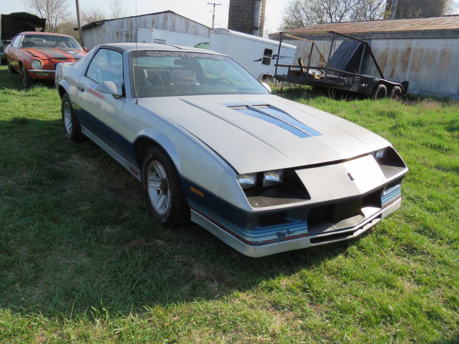 1982 Chevrolet Camaro Indianpolis 500 Edition Pace Car - Image 4