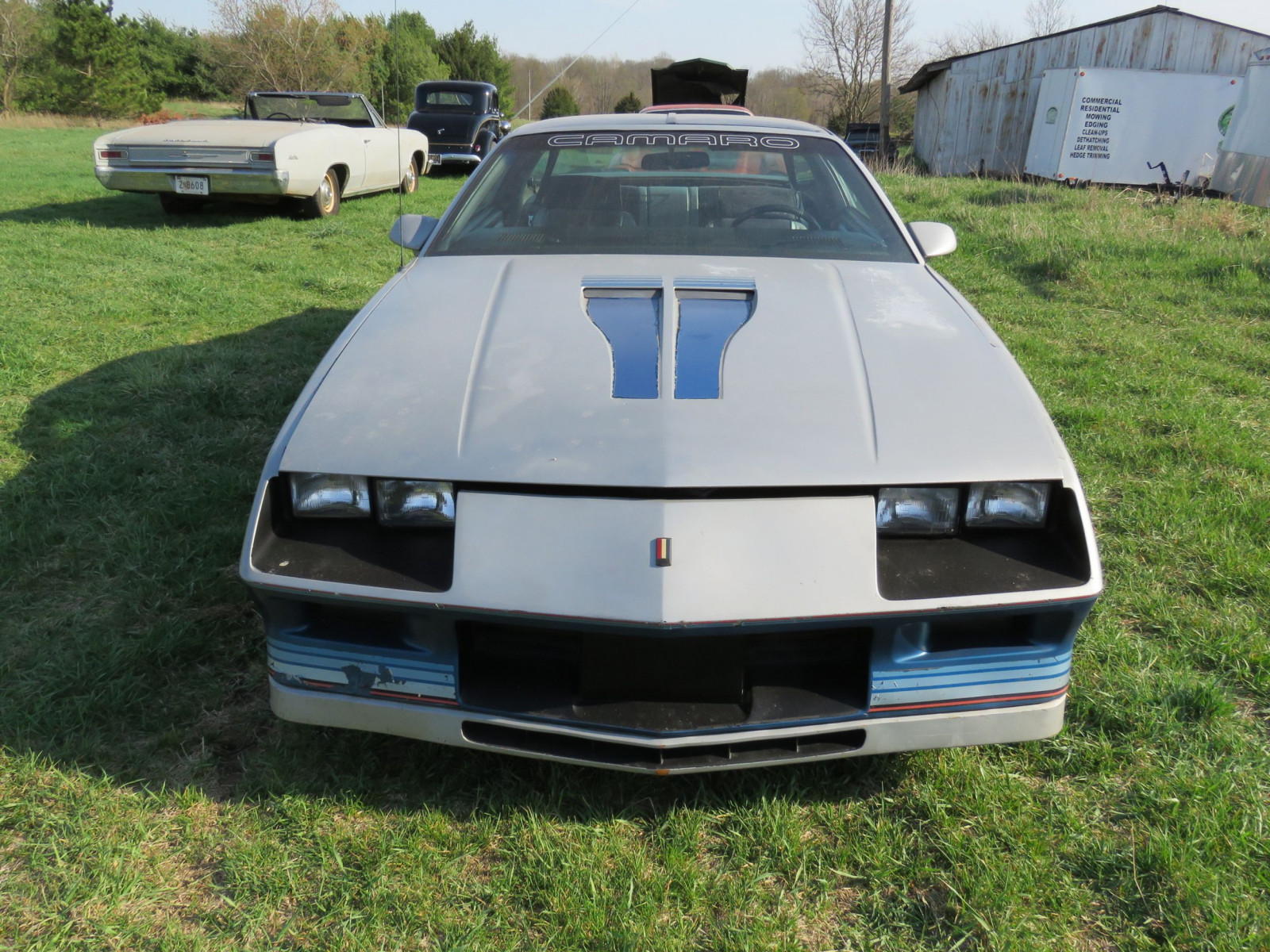 1982 Chevrolet Camaro Indianpolis 500 Edition Pace Car - Image 5