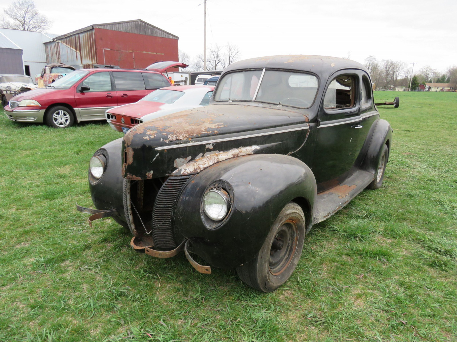 1940 Ford  Coupe - Image 1