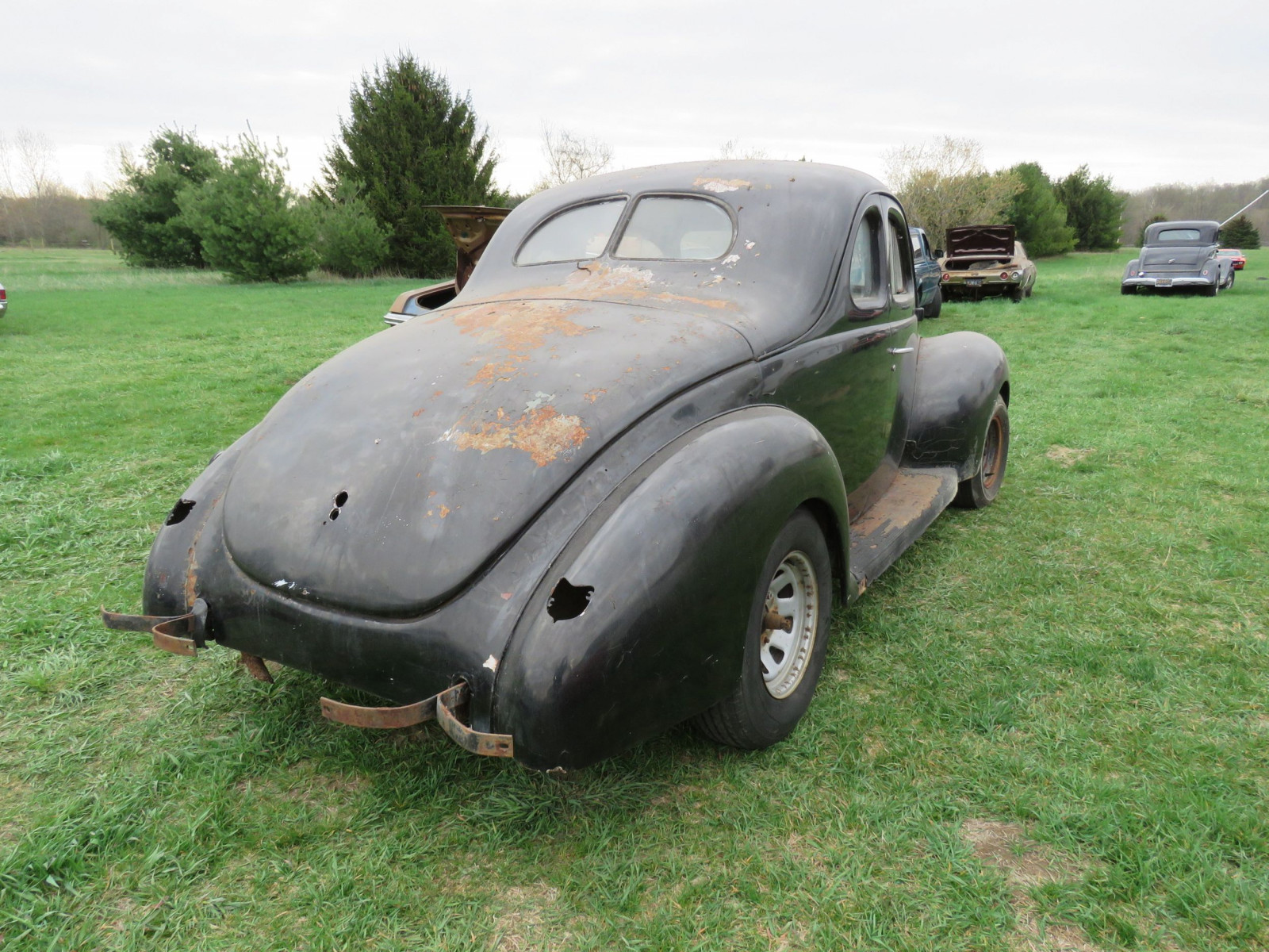 1940 Ford  Coupe - Image 4