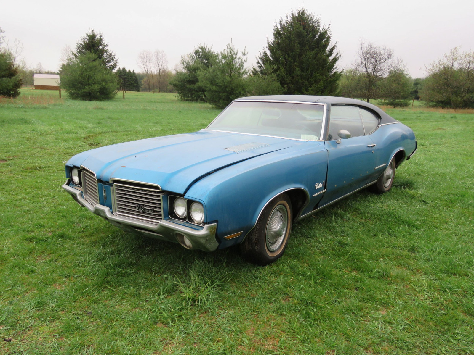 1972 Oldsmobile Cutlass C Coupe - Image 1