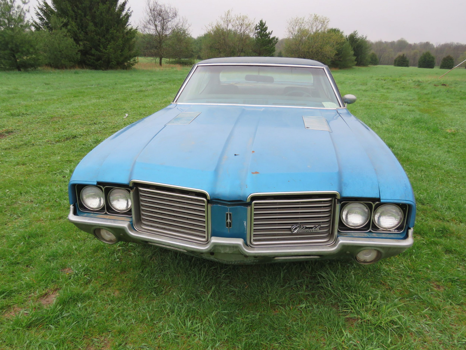 1972 Oldsmobile Cutlass C Coupe - Image 2