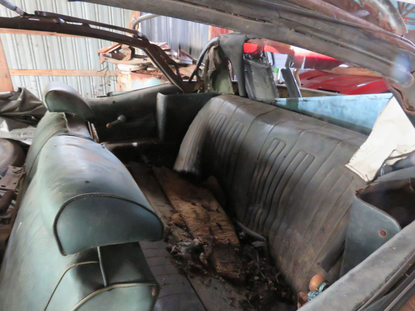 1972 Chevrolet Chevelle Convertible for Project or Parts - Image 4