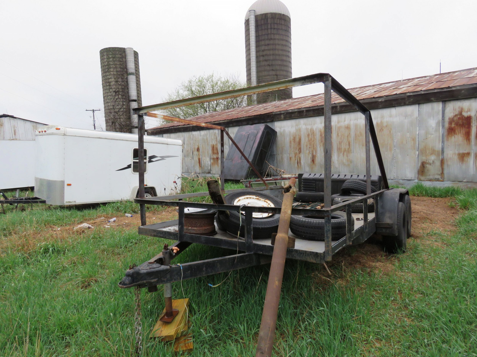 Open Car Trailer - Image 1