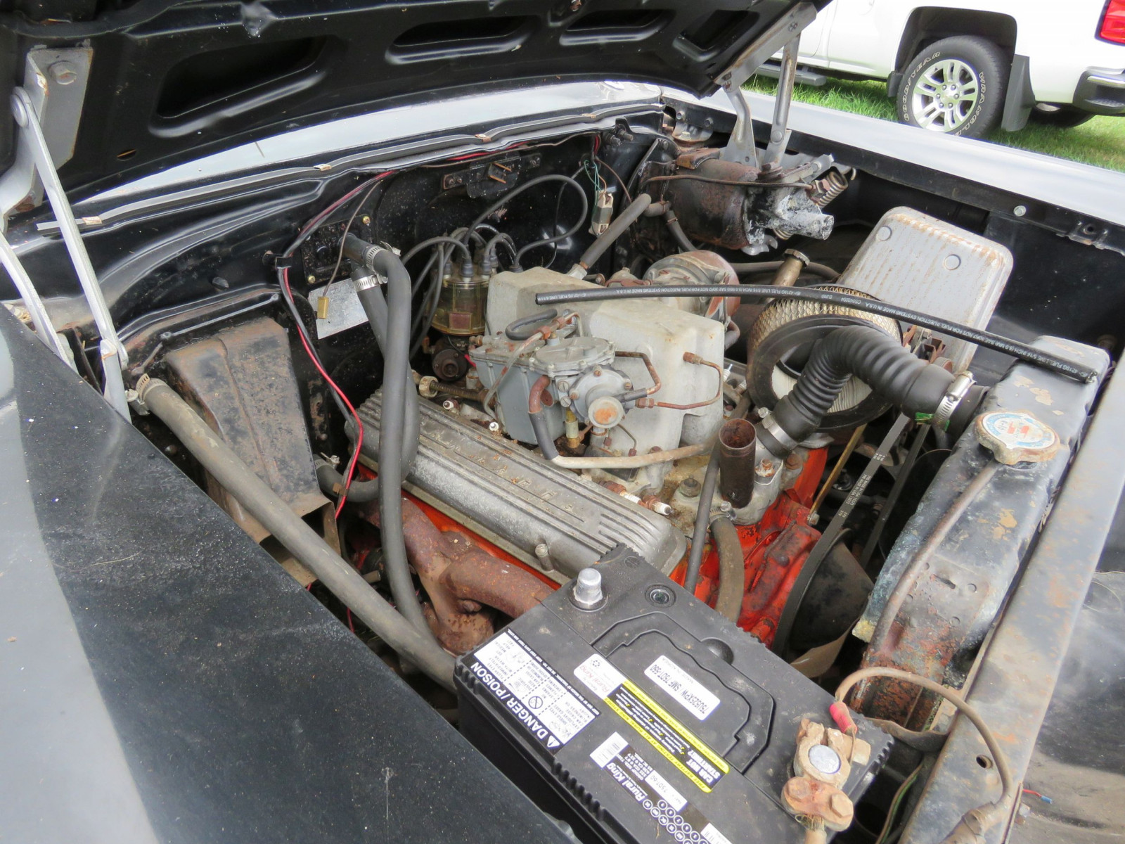 1957 Chevrolet Belair Fuel Injected 2dr HT - Image 13