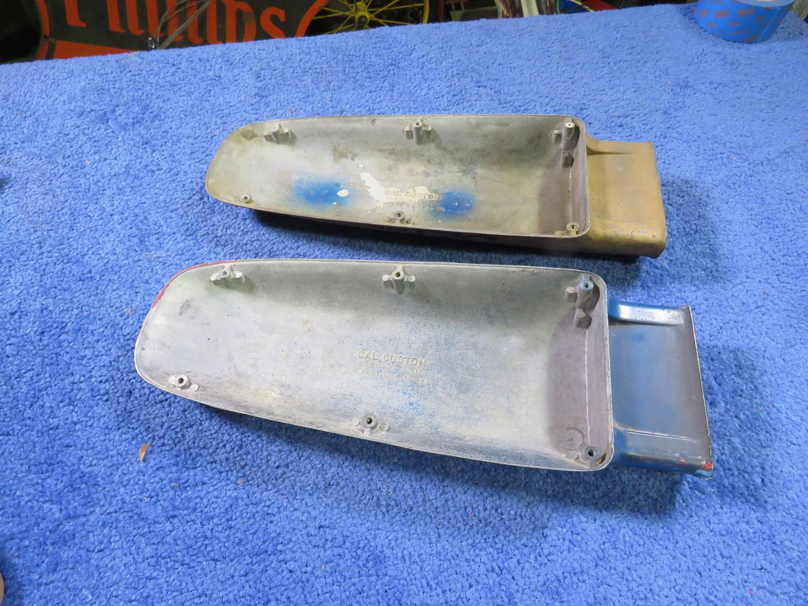 Vintage Hood Scoop Group - Image 2