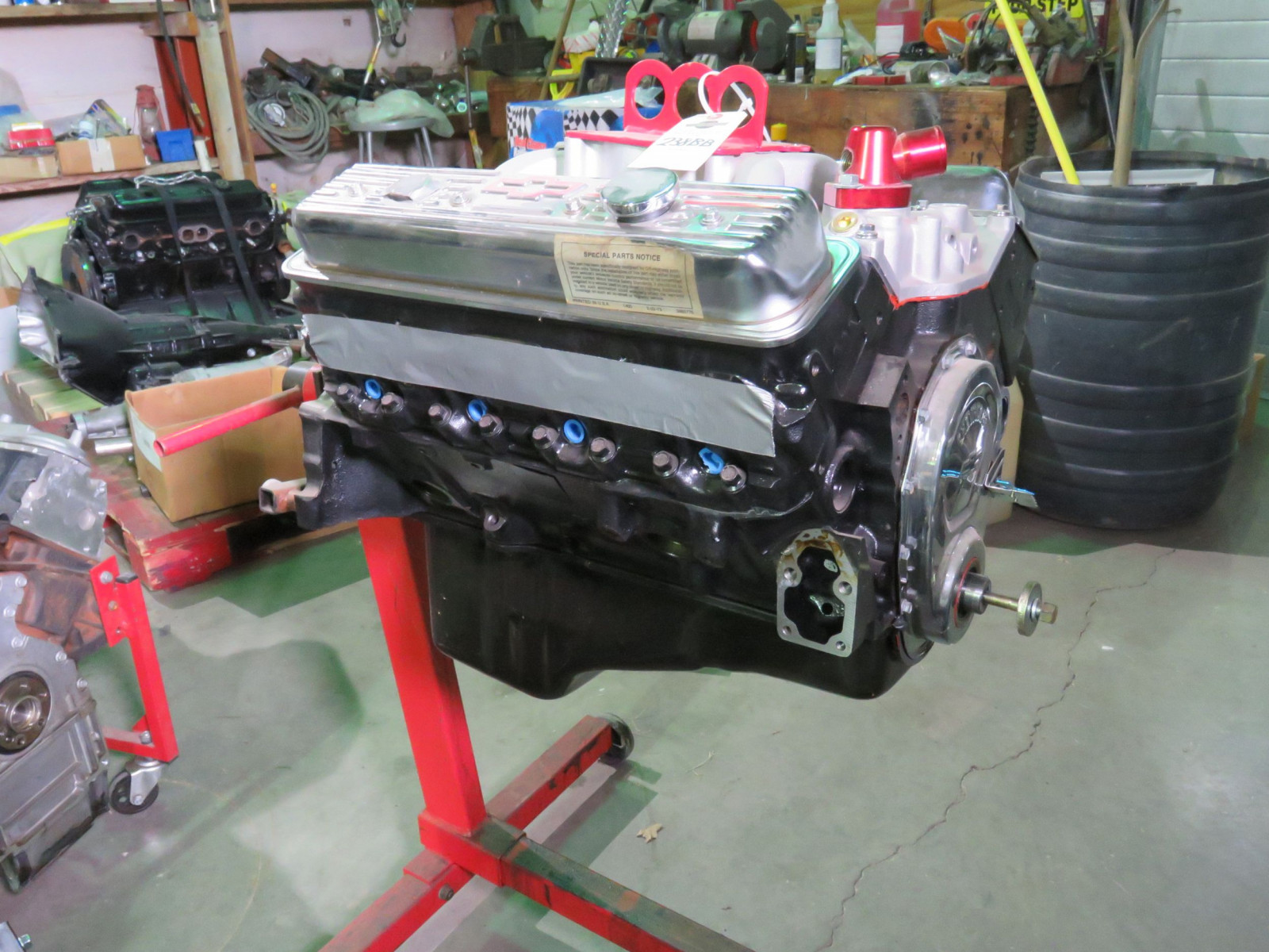 Chevrolet 350 HO 330HPO Crate Motor - Image 1