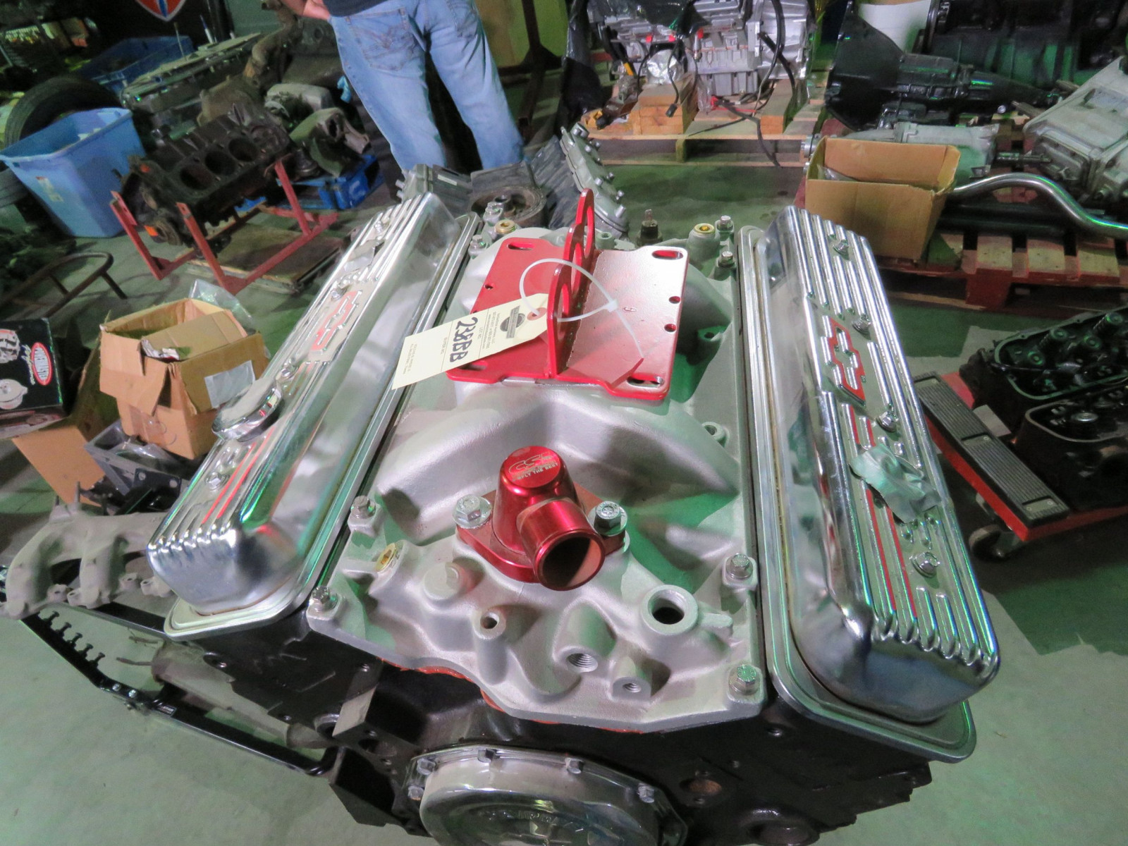 Chevrolet 350 HO 330HPO Crate Motor - Image 4