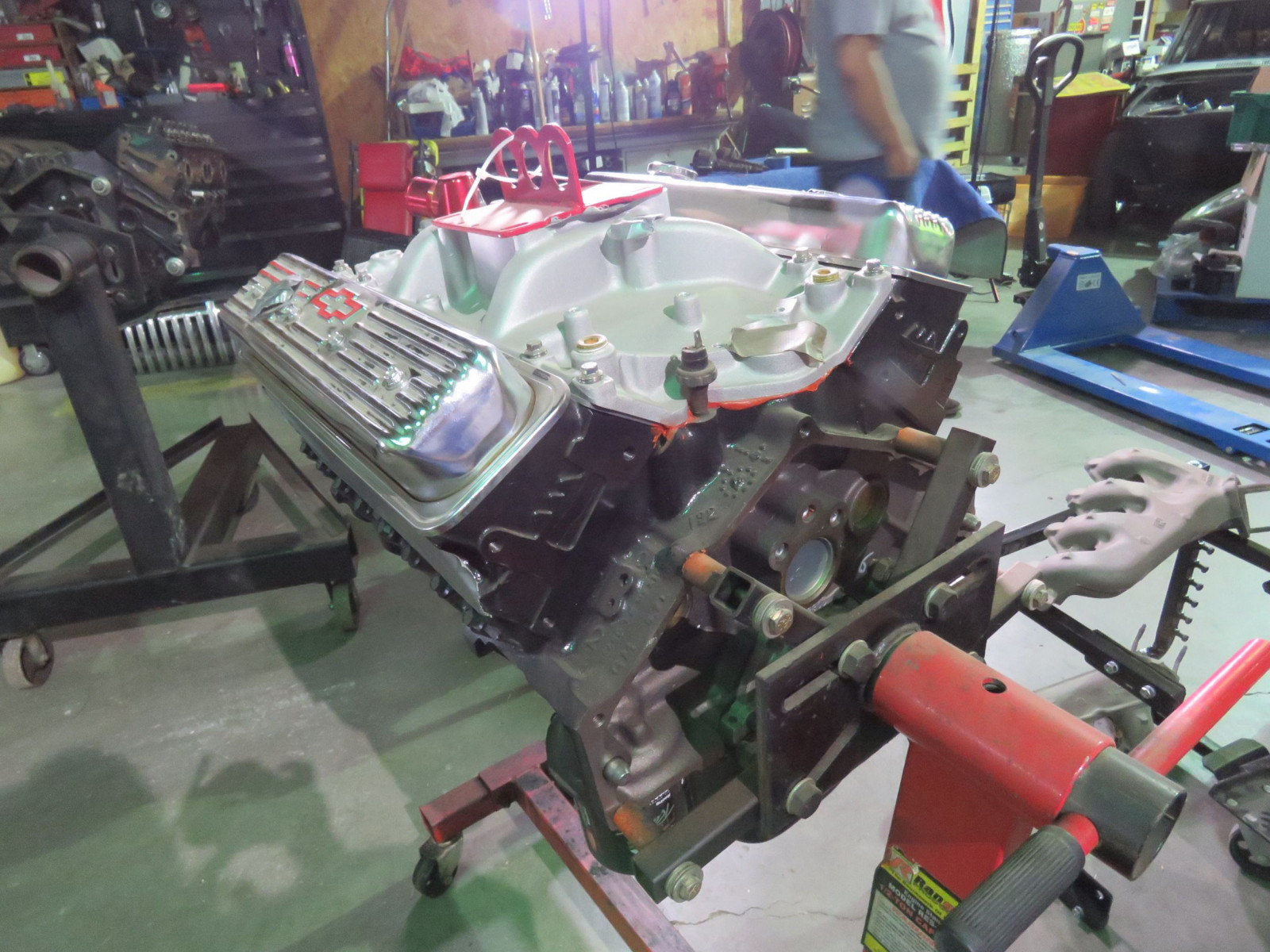 Chevrolet 350 HO 330HPO Crate Motor - Image 5