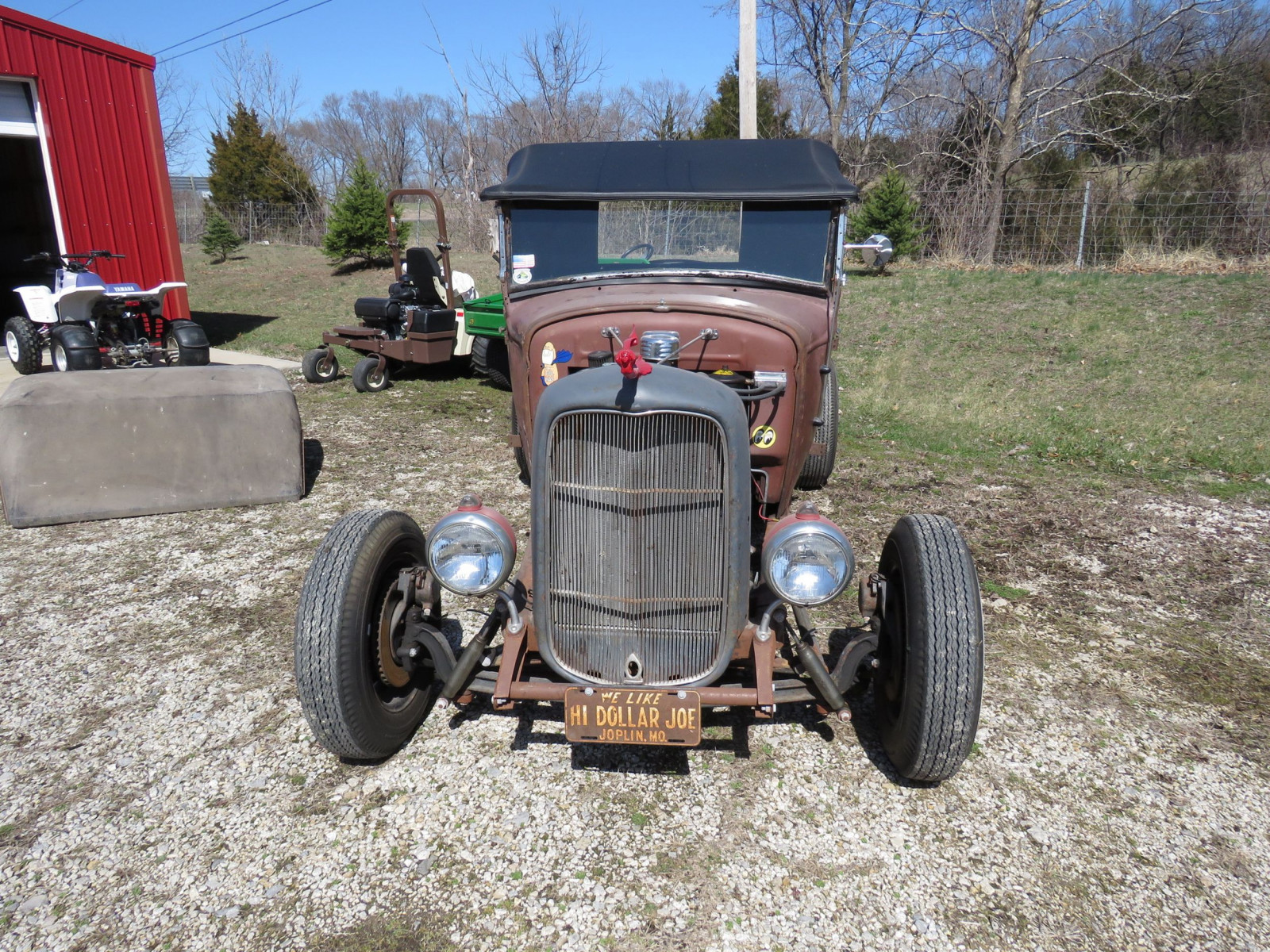 1930 Ford Model A Roadster Hot Rod - Image 2