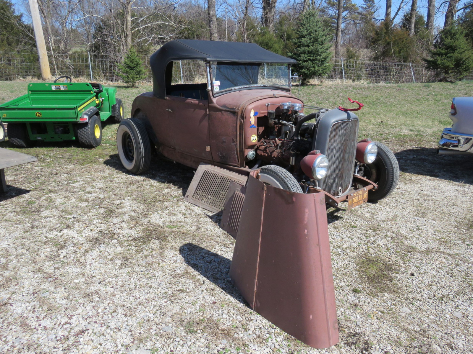 1930 Ford Model A Roadster Hot Rod - Image 7