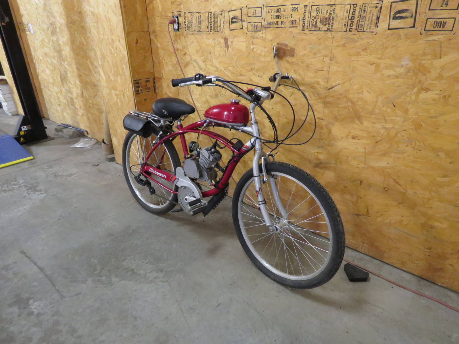 Schwinn Motorized Bicycle - Image 1
