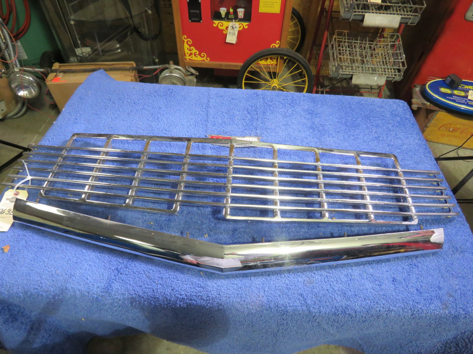 NOS 1956 Chevrolet Grill - Image 1
