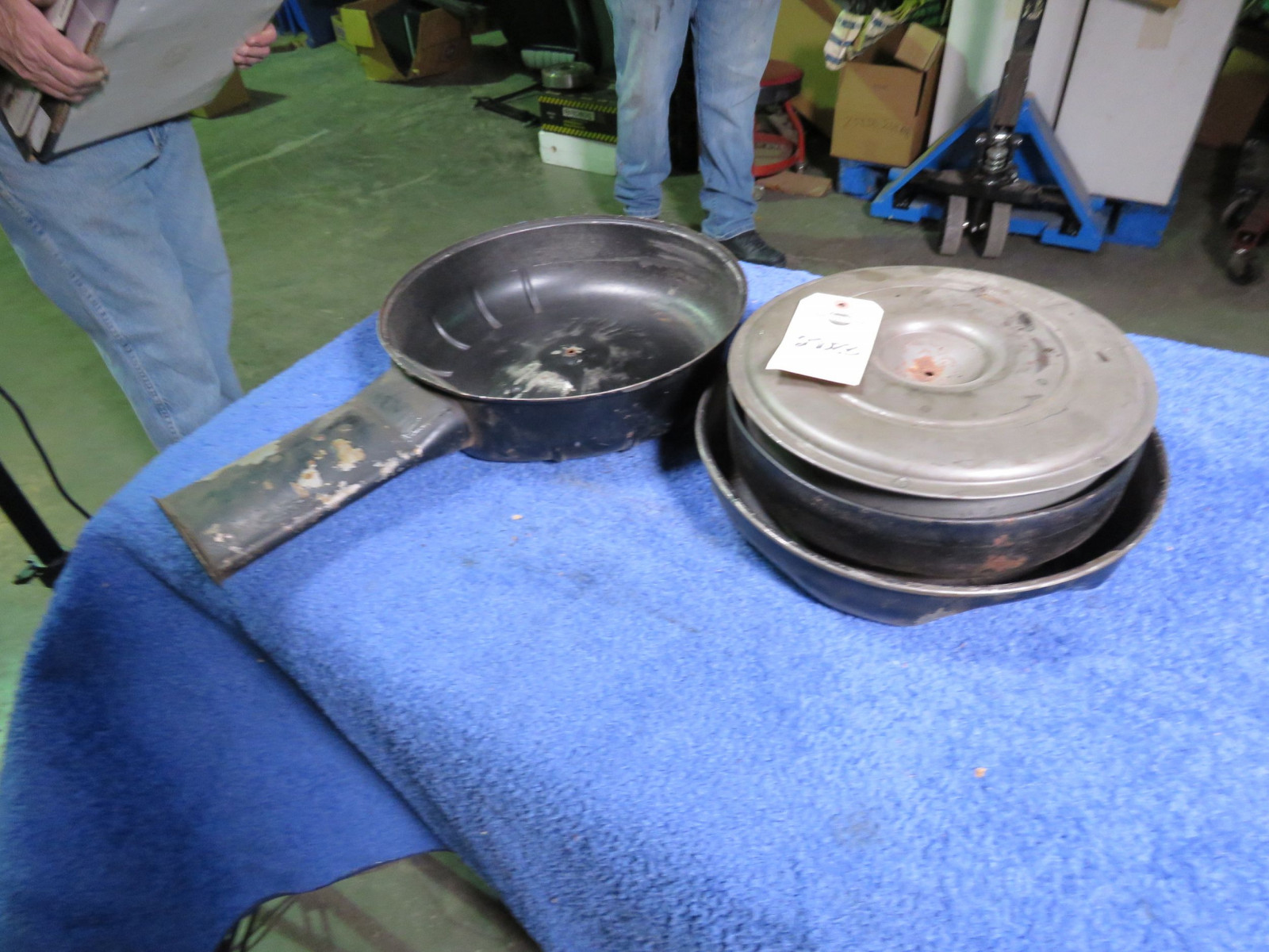 348-409 Chevrolet Air Cleaner - Image 2