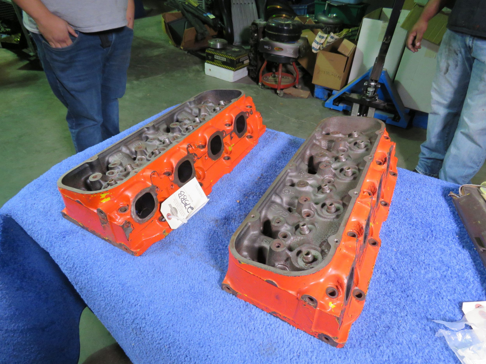 Chevrolet Big Block Heads - Image 1