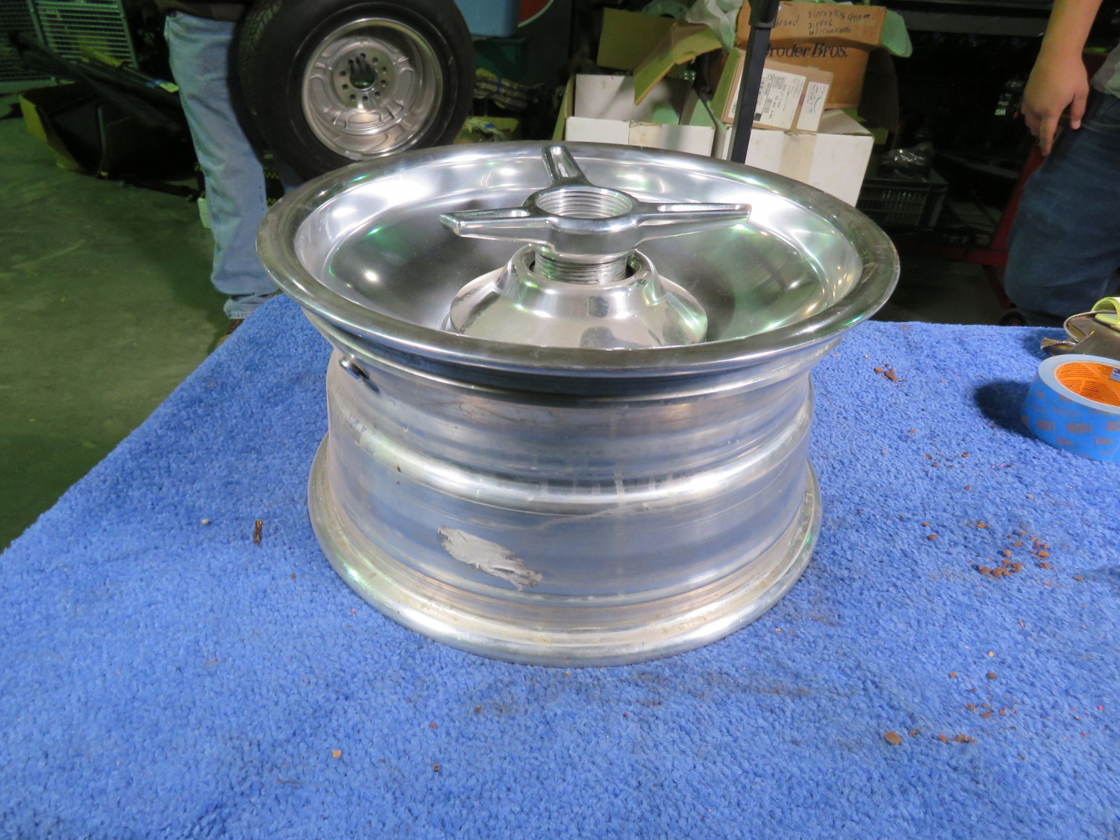 Set of Hallibrand Rims - Image 1