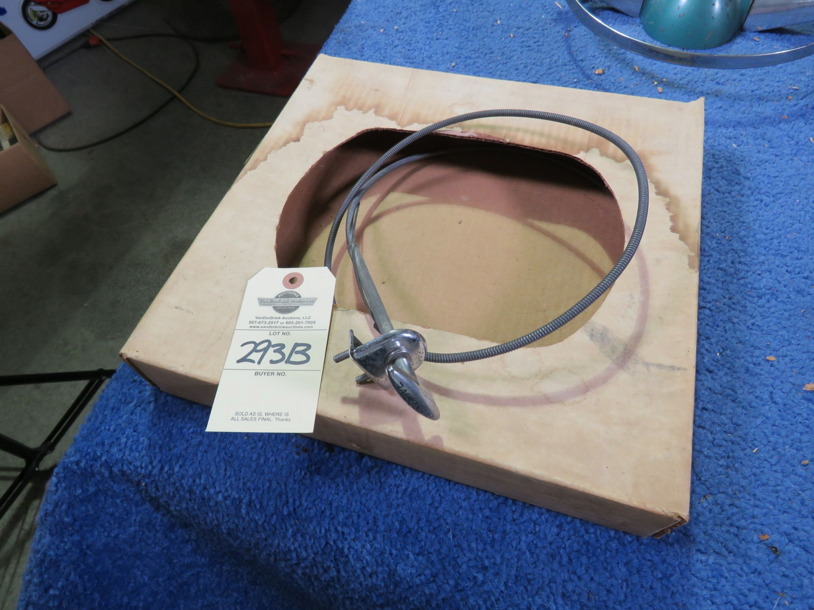 NOS OD Cable - Image 1
