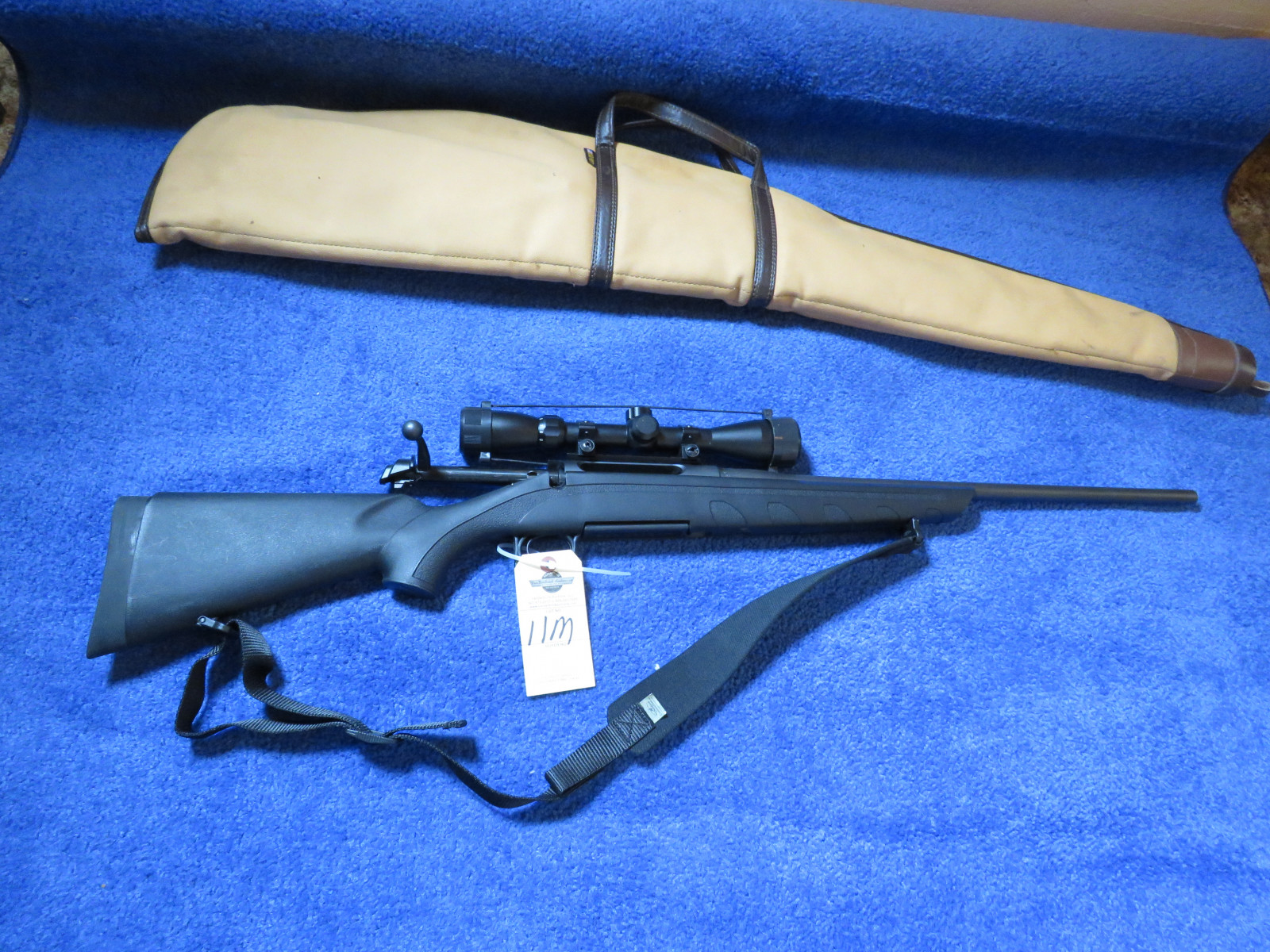 Remington Model 770 Bolt Action Rifle M71765489 - Image 1