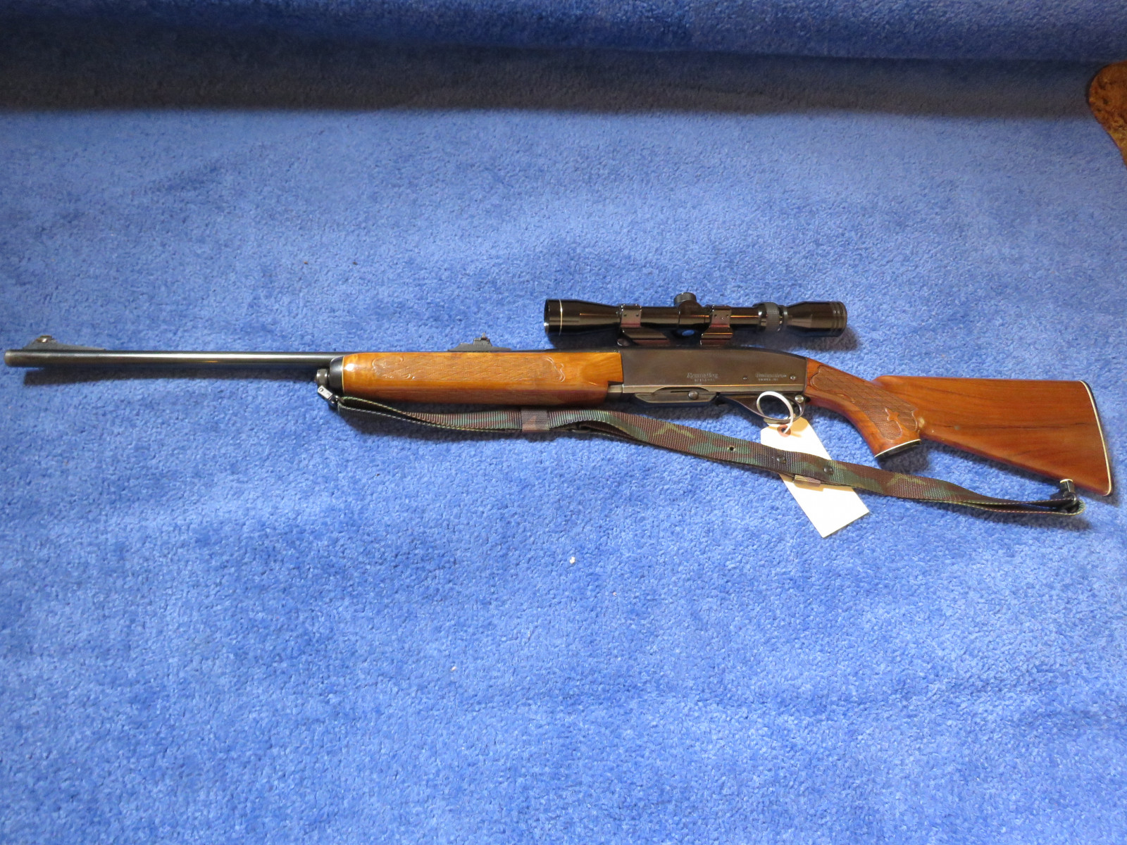 Remington 30.06 Model 742 Woodmaster Rifle - Image 2