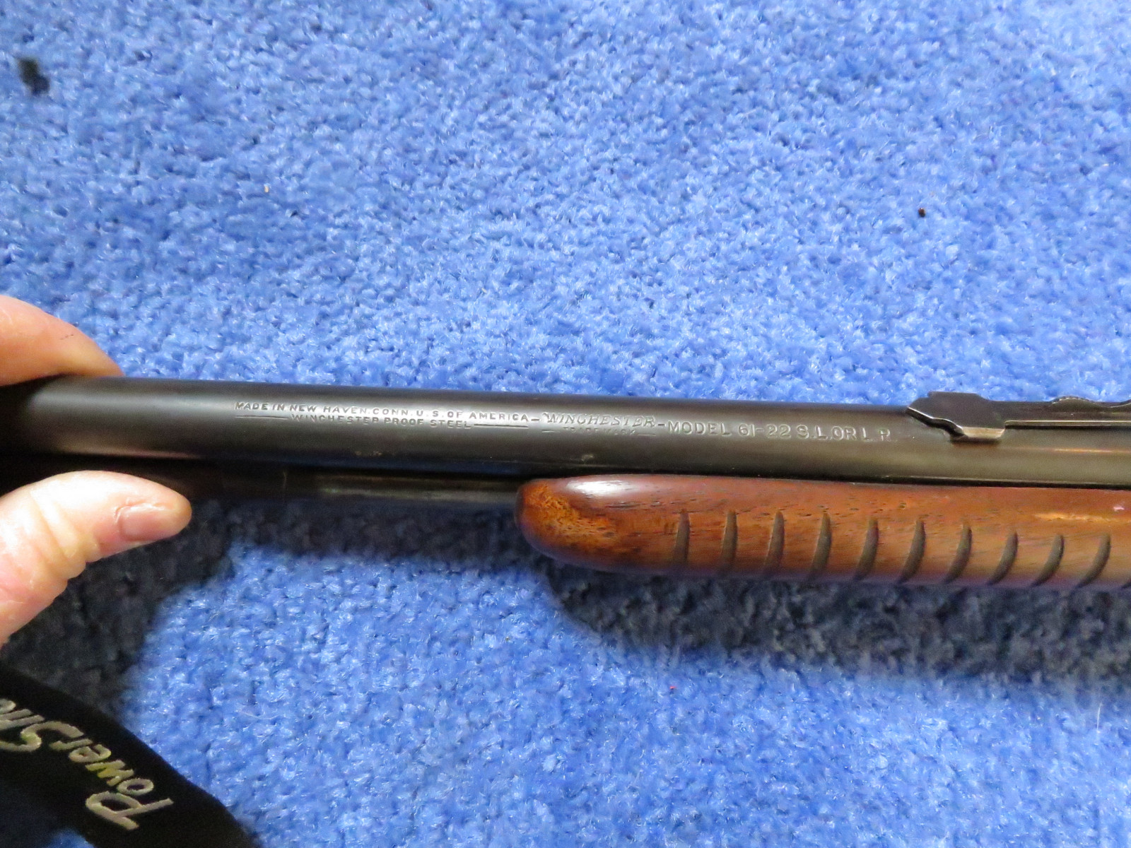 Winchester Model 61 .22 Rifle - Image 3