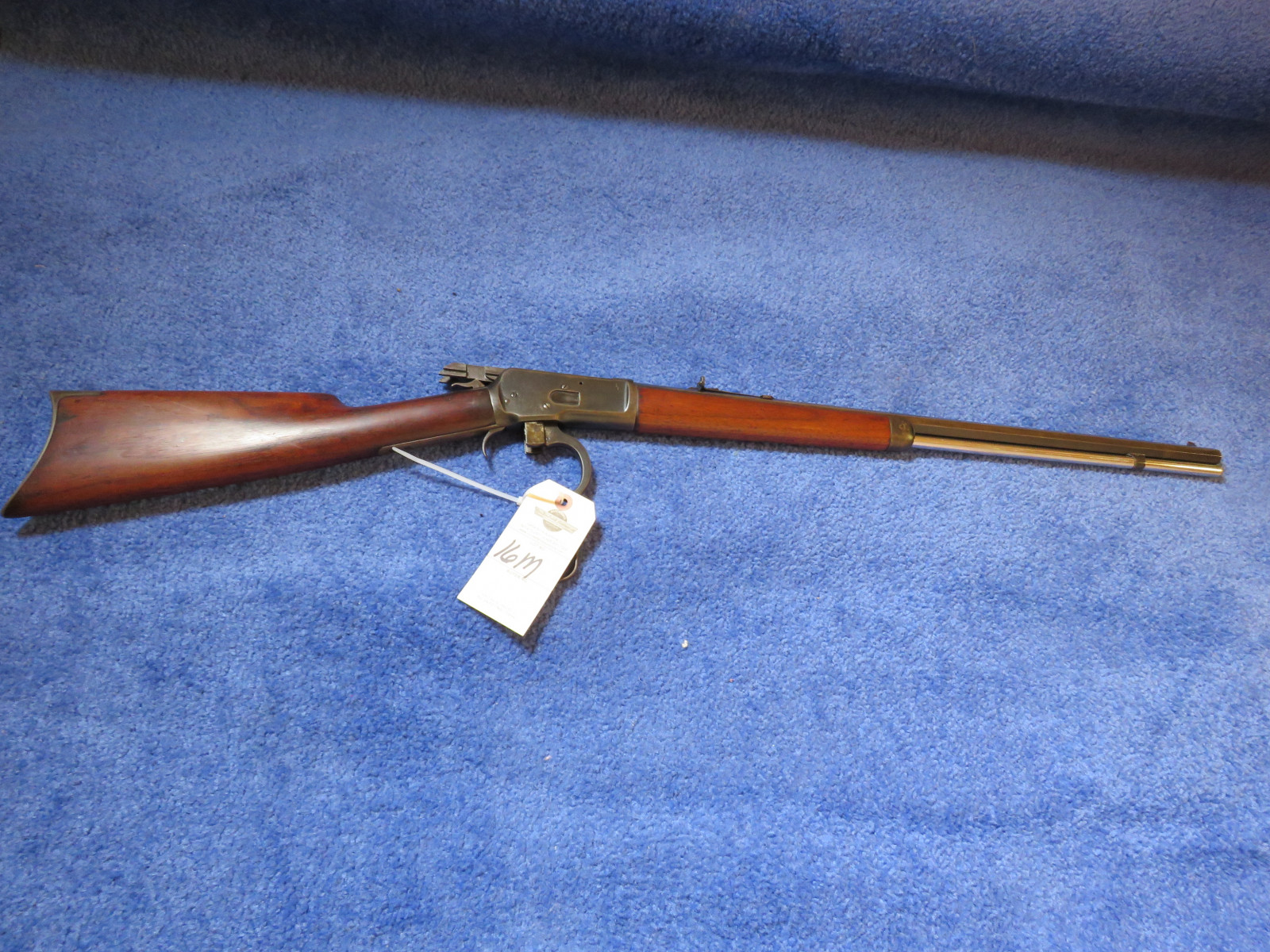 Winchester Model 1892 Lever Action Rifle - Image 1