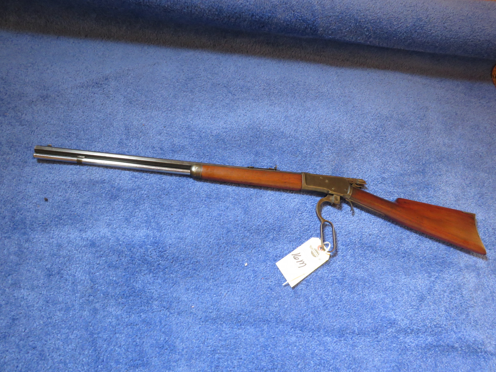 Winchester Model 1892 Lever Action Rifle - Image 2