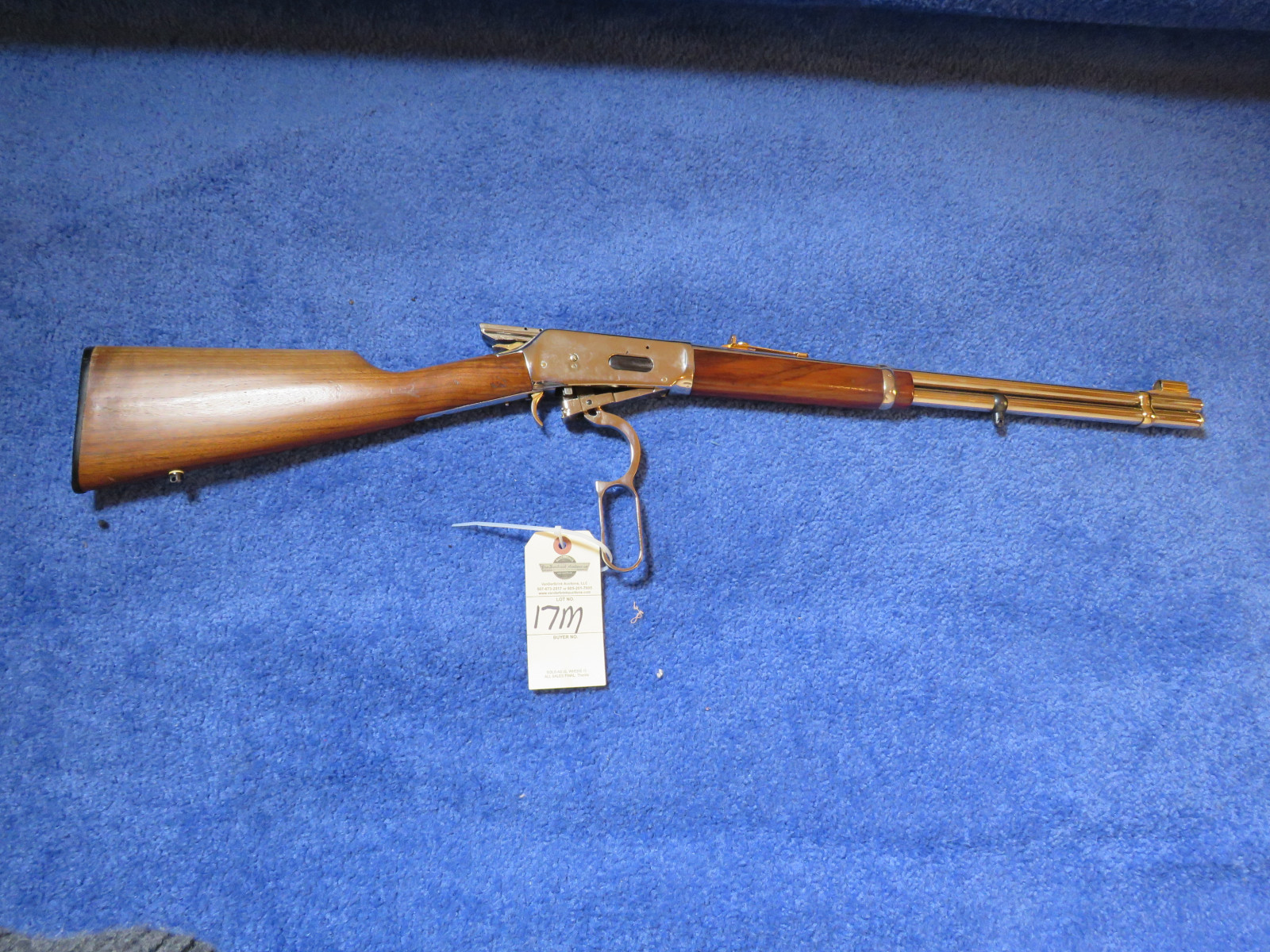 Winchester Model 94 Lever Action .30-.30 Rifle - Image 2