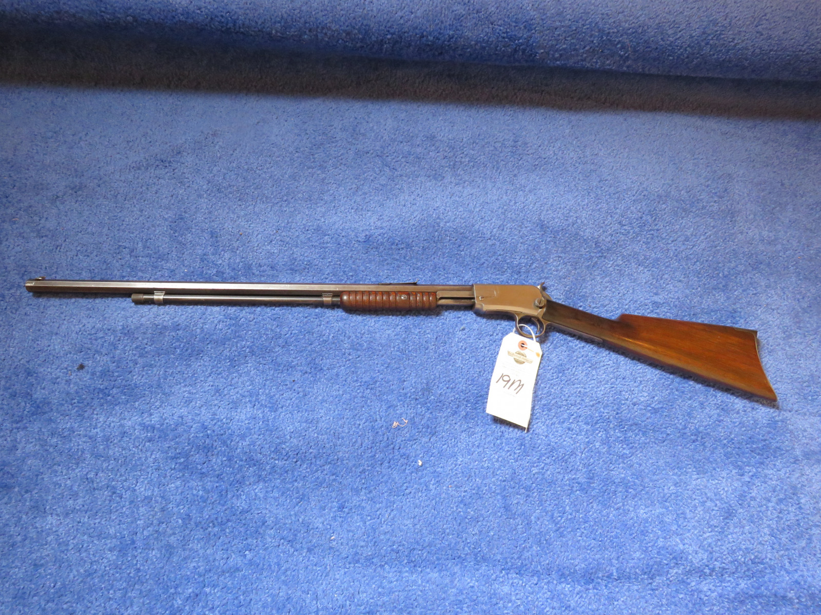 Winchester Model 1890 .22 Rifle - Image 1