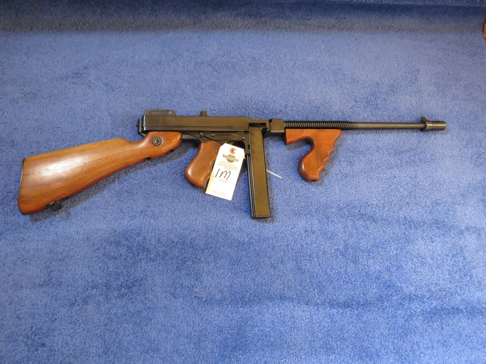Thompson 1927 A1 Deluxe Semi-Automatic Rifle   29837 - Image 2