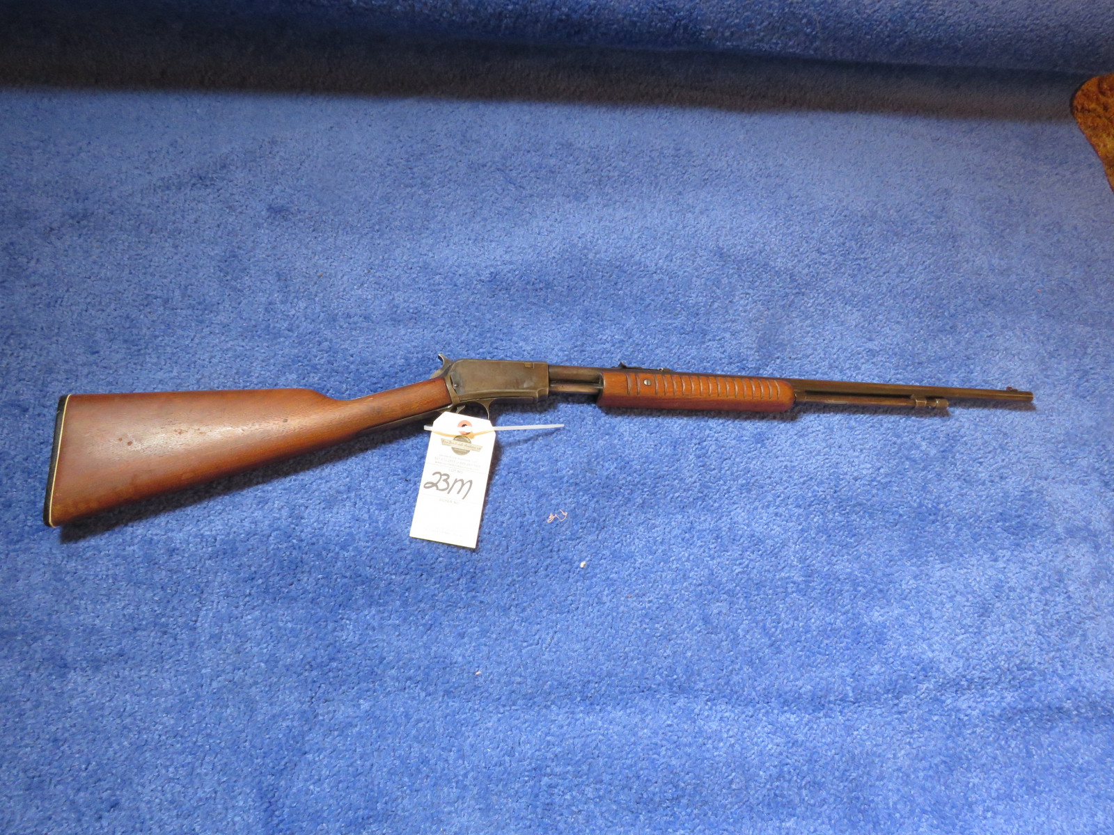 Winchester Model 62A .22 Rifle - Image 1