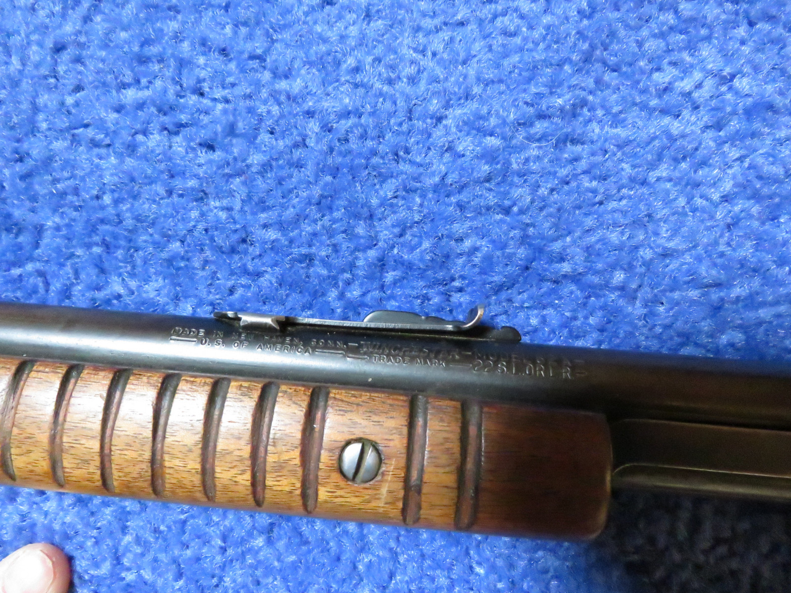 Winchester Model 62A .22 Rifle - Image 3