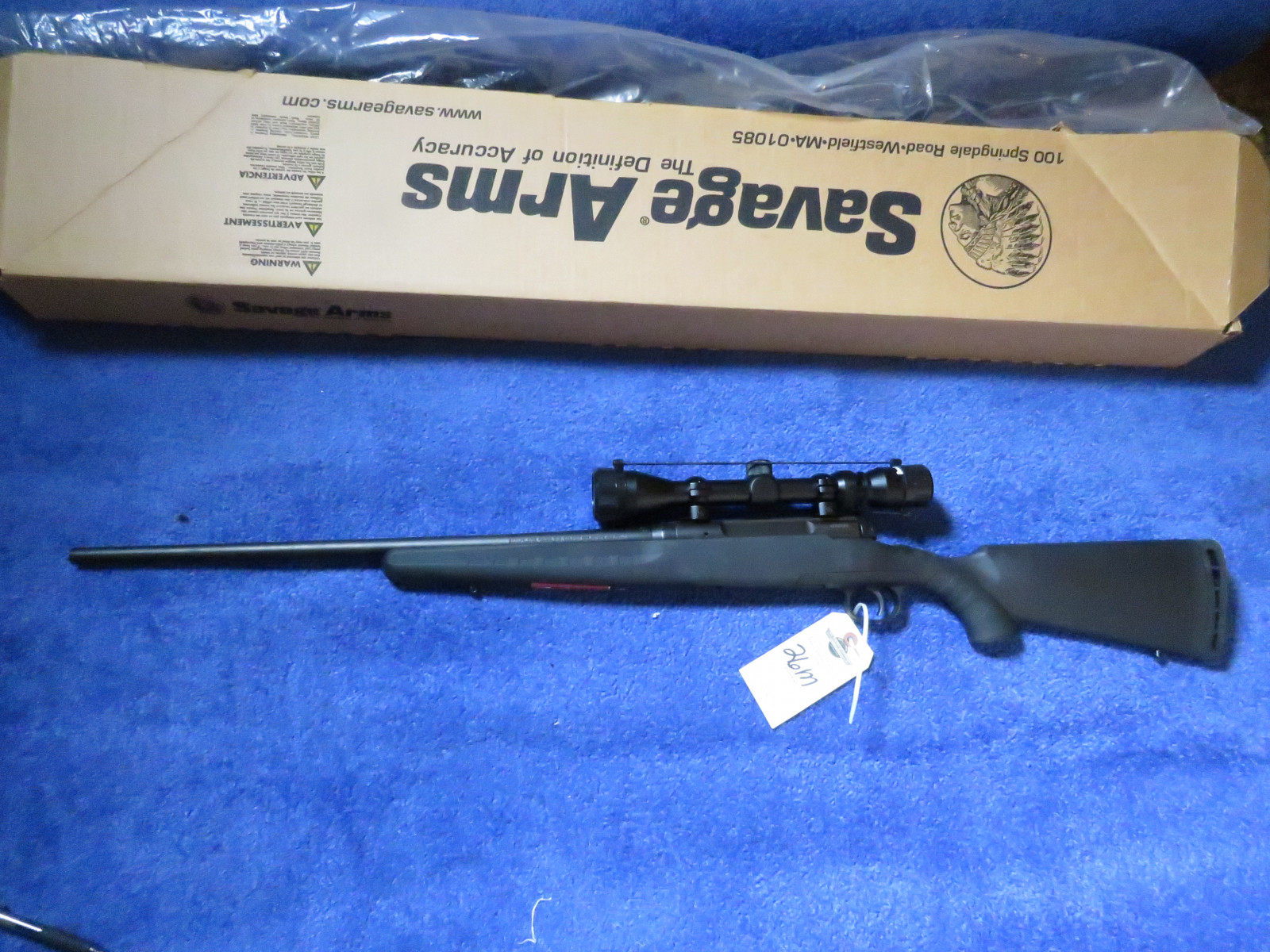 Savage Arms AXIS Bolt Action Rifle - Image 3