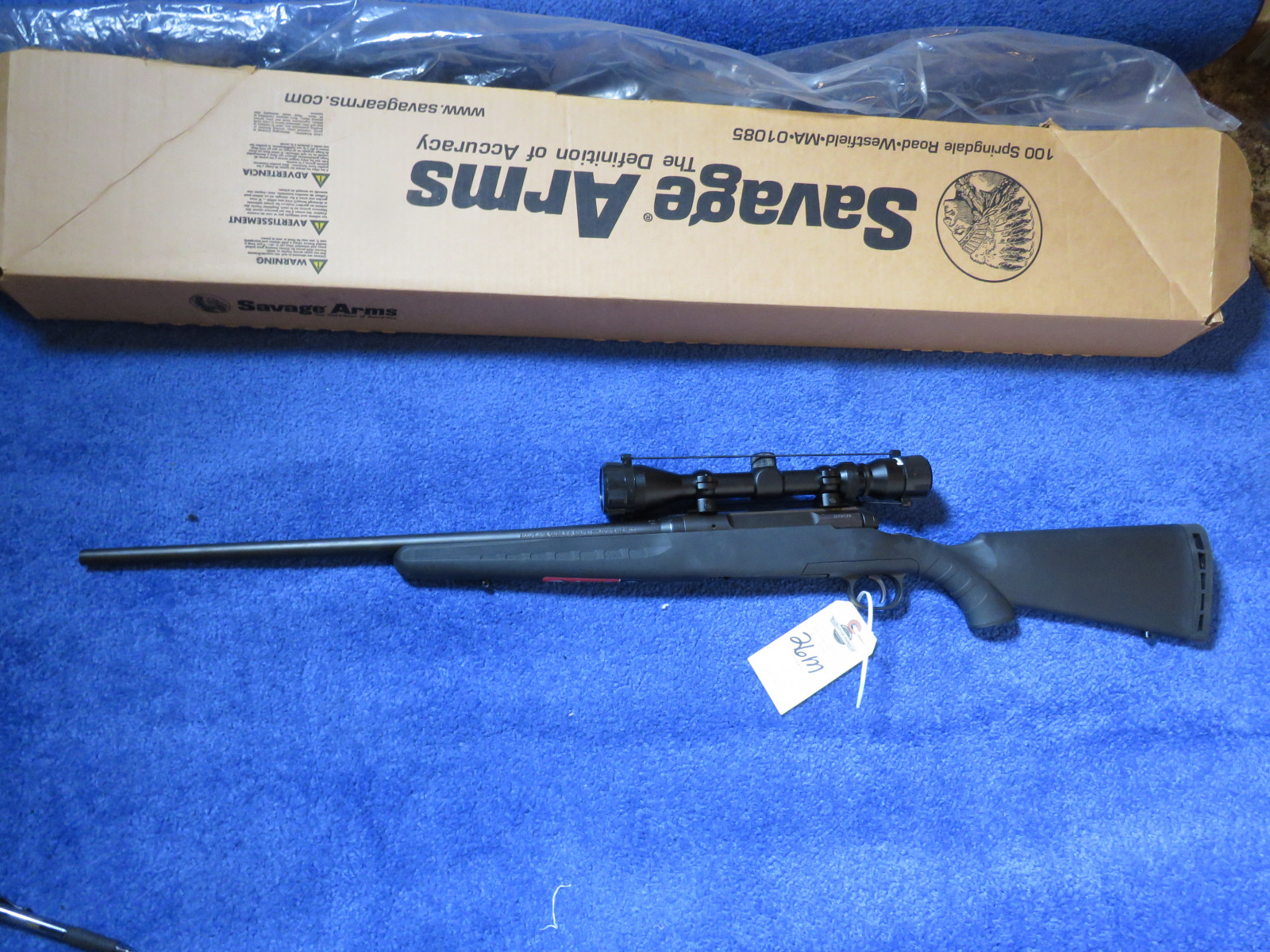 Savage Arms AXIS Bolt Action Rifle - Image 4