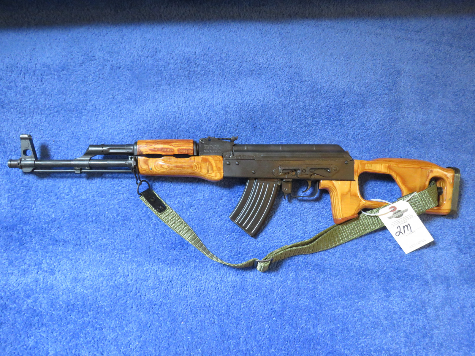 Romak 990 Semi-Automatic Rifle 7.62x39mm  1-060Z3-99 - Image 2