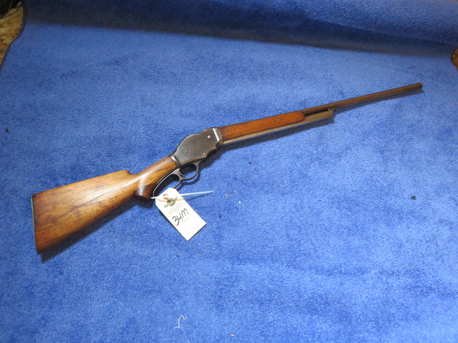 Winchester Repeating Arms Lever Action Shotgun - Image 1