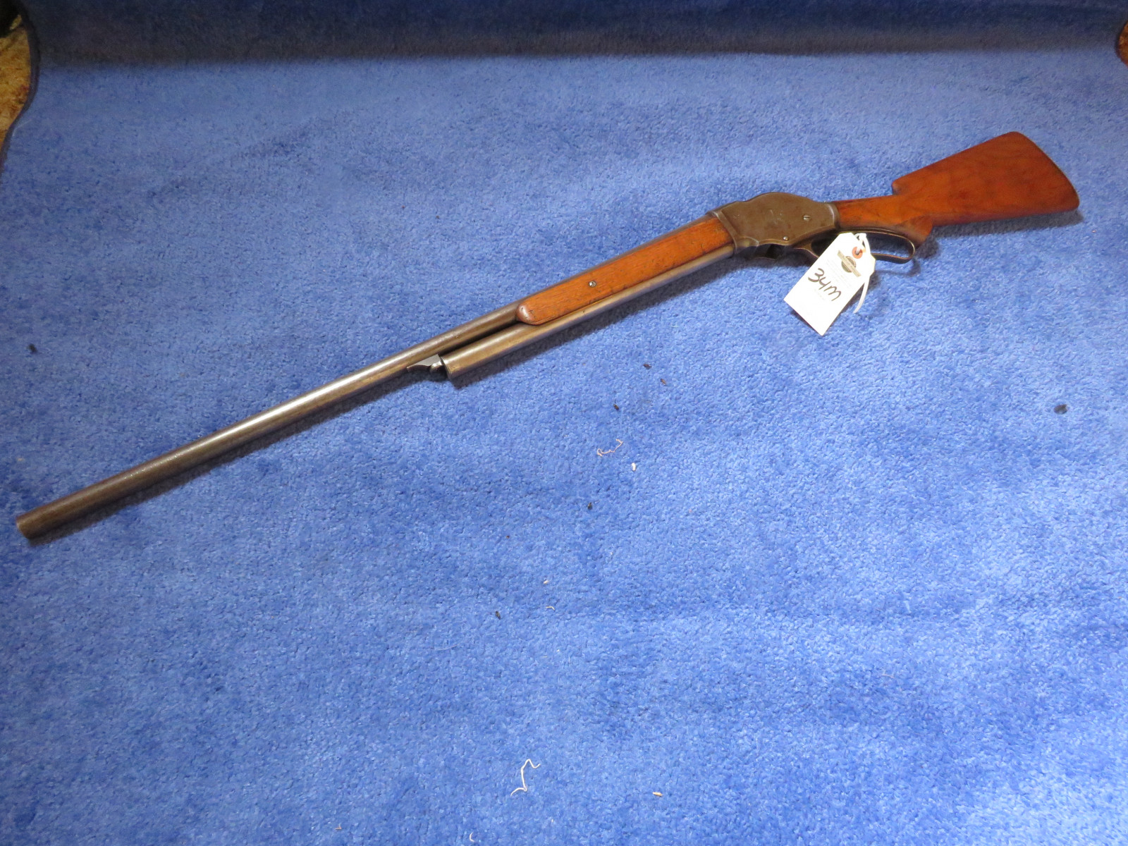 Winchester Repeating Arms Lever Action Shotgun - Image 2