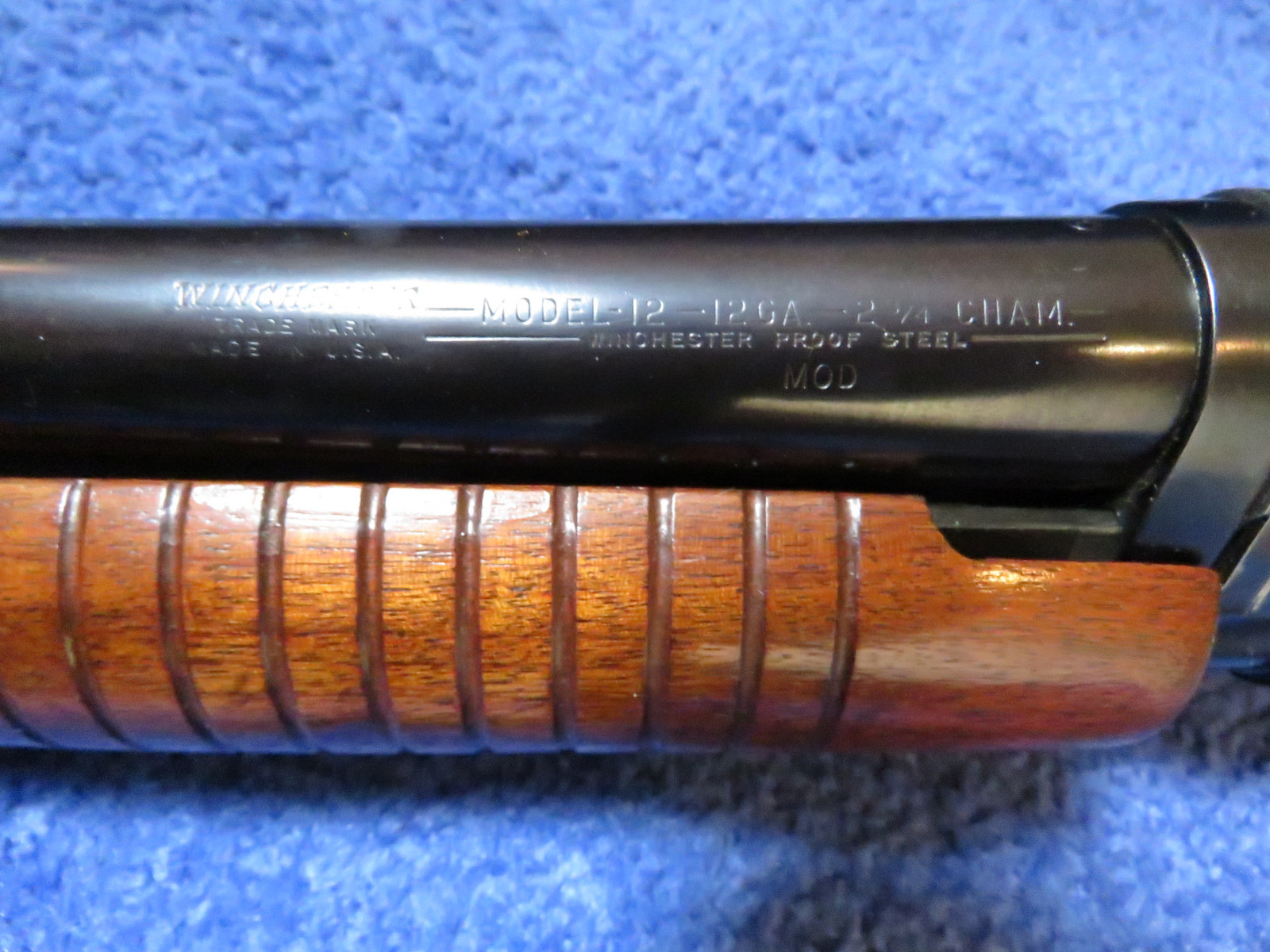 Winchester Model 12 12 Gauge Shotgun - Image 4