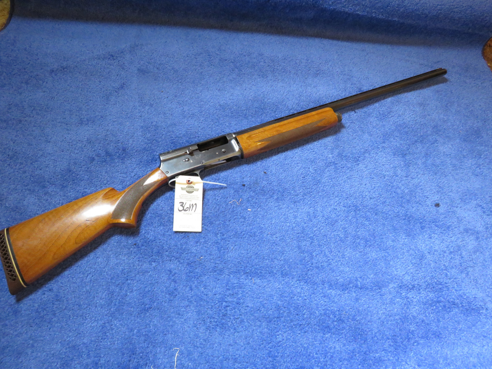 Browning Semi-automatic 12 Gauge Shotgun - Image 1