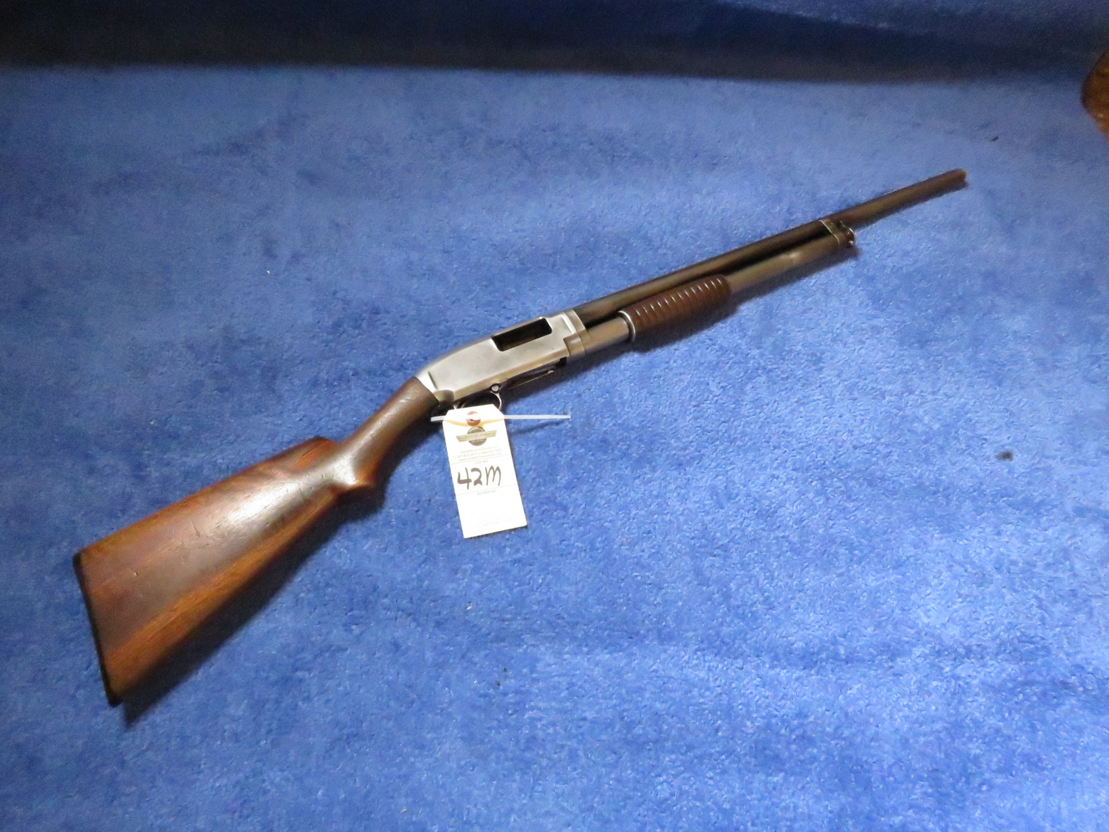 Winchester Model 1912  20 Gauge Shotgun - Image 1