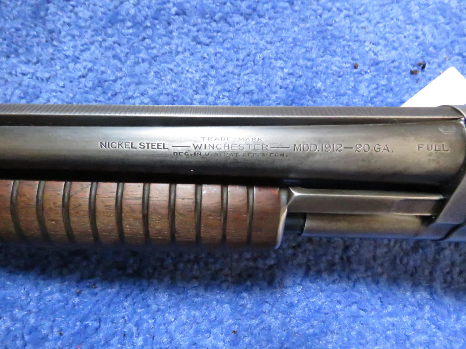 Winchester Model 1912  20 Gauge Shotgun - Image 5