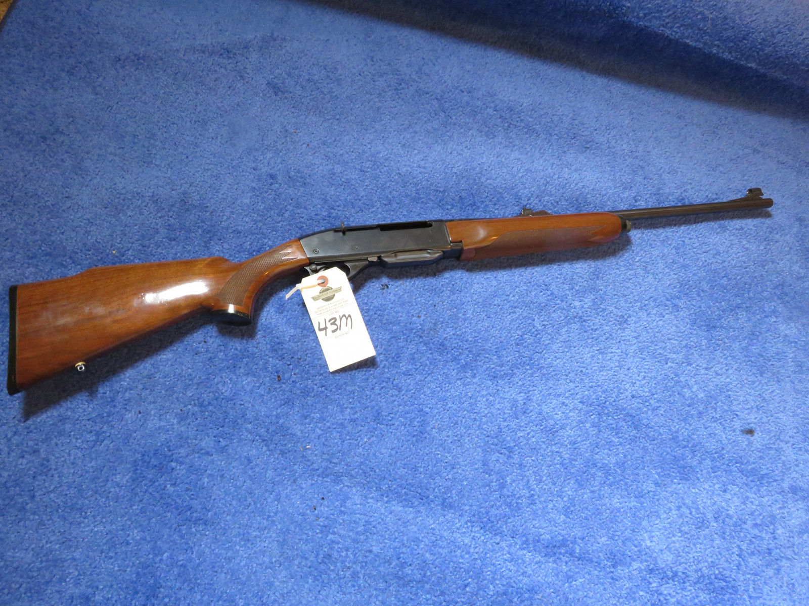Remington 7400 .30-.06 Rifle - Image 1