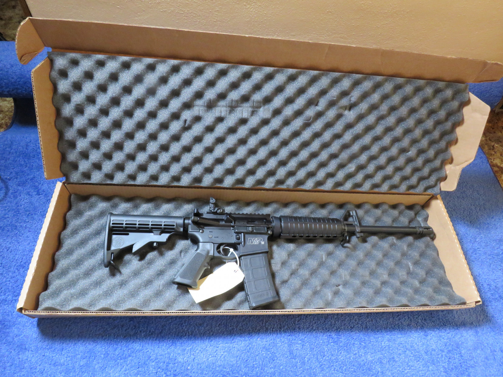 Smith & Wesson M&P15 Centerfire Rifle NIB NF - Image 1