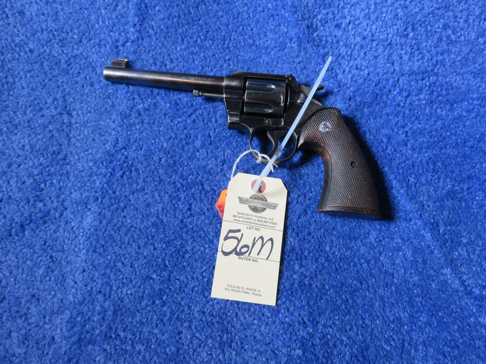 Colt Model 1911 .38 Special Officers Handgun - Image 1