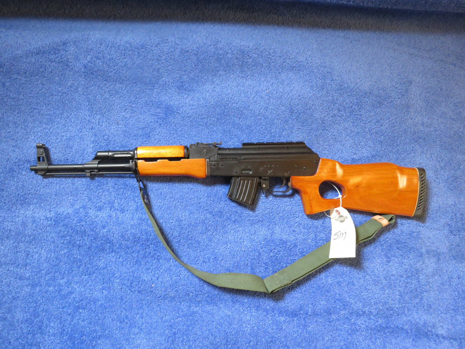 MAADI Corporation      AK-47 Semi-Automatic Rifle ES U3243 - Image 3