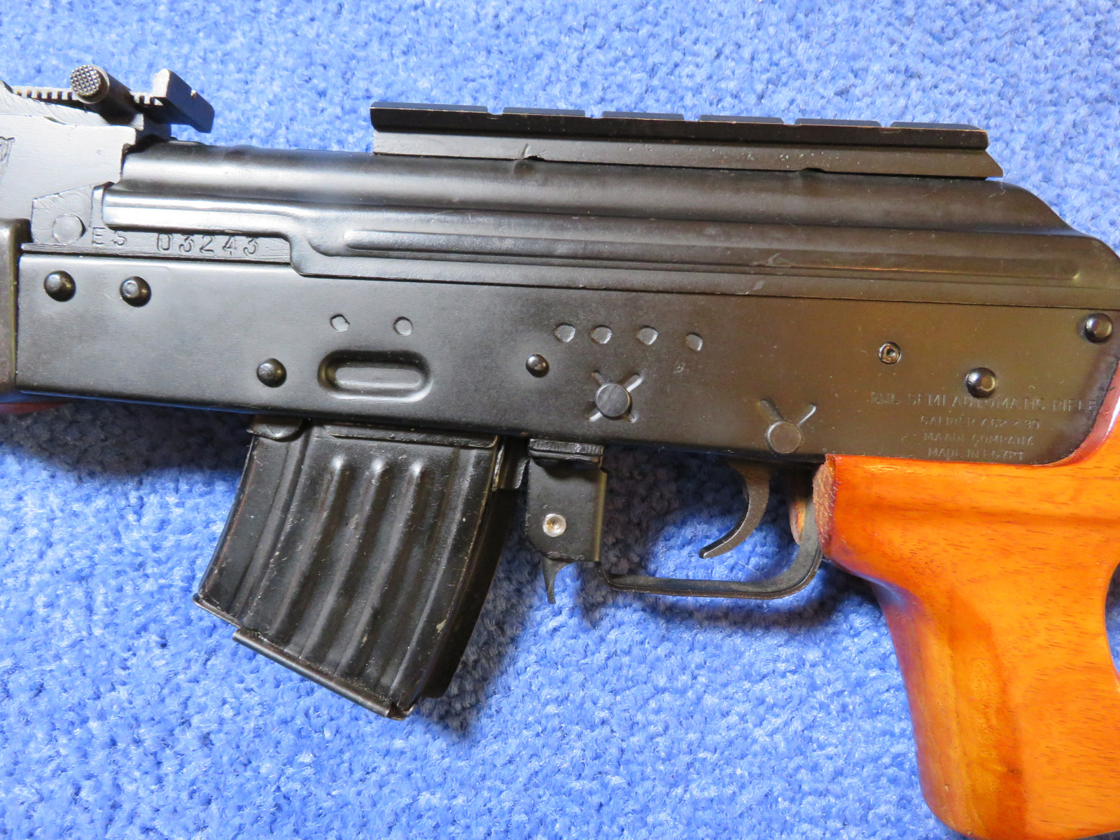 MAADI Corporation      AK-47 Semi-Automatic Rifle ES U3243 - Image 4