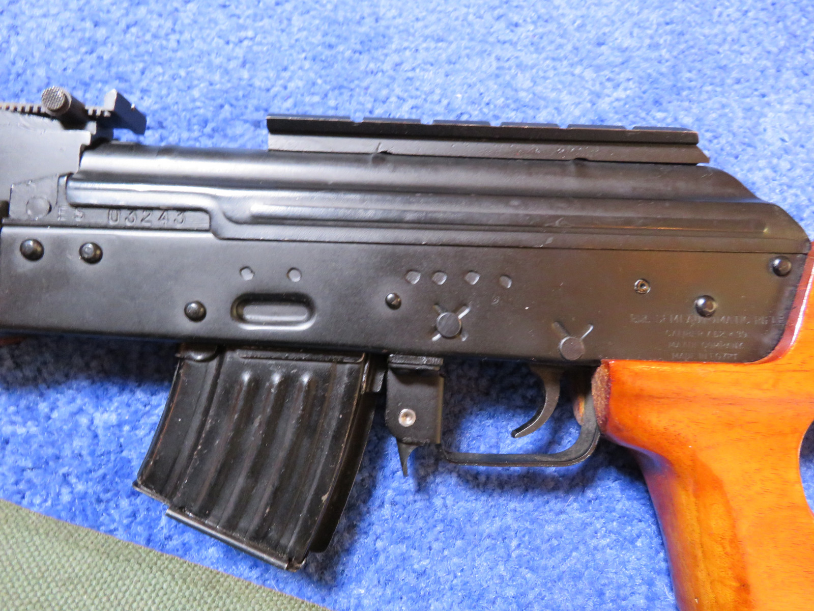 MAADI Corporation      AK-47 Semi-Automatic Rifle ES U3243 - Image 5