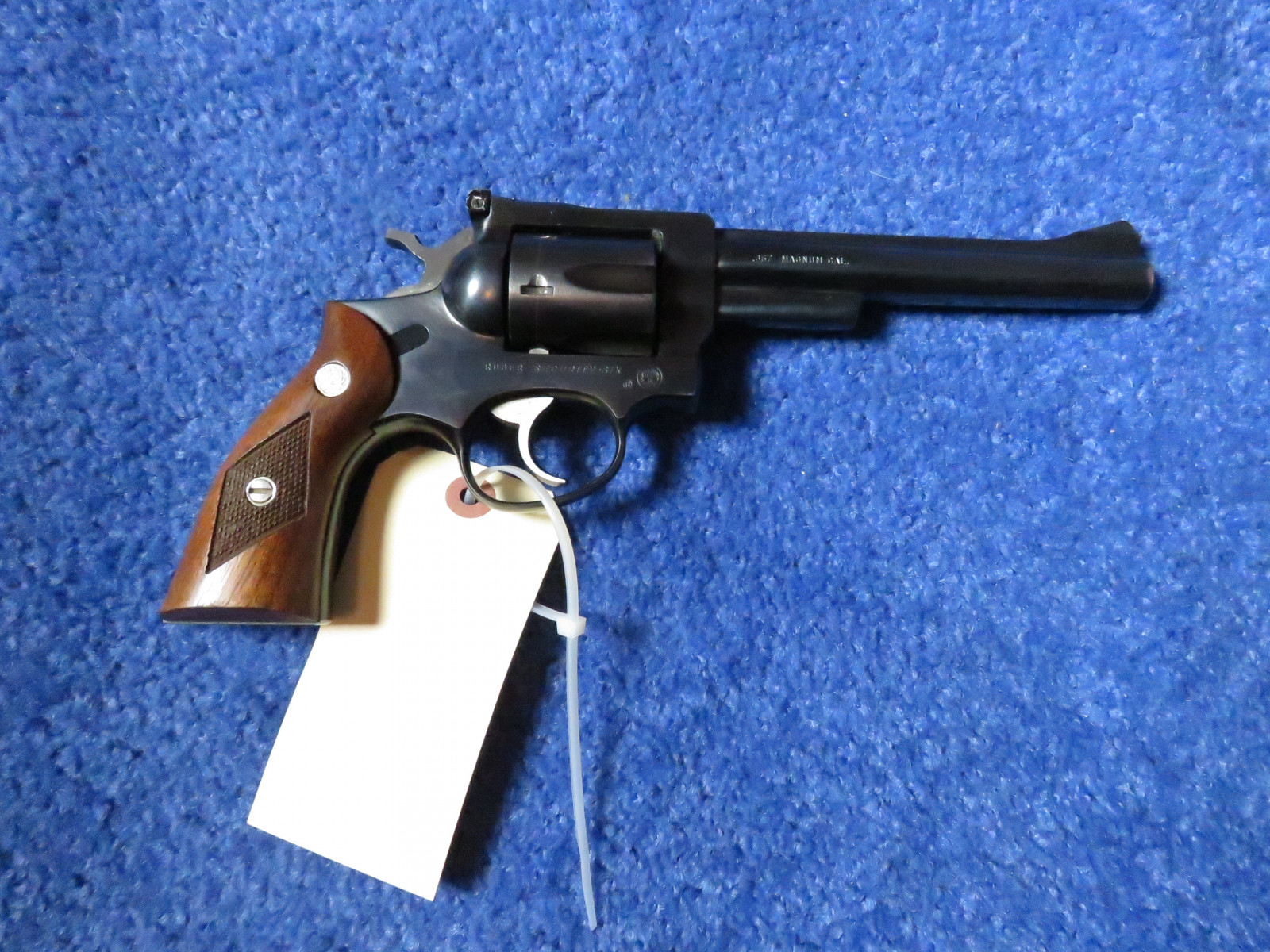 Ruger Security 6 .357 Magnum Revolver - Image 3