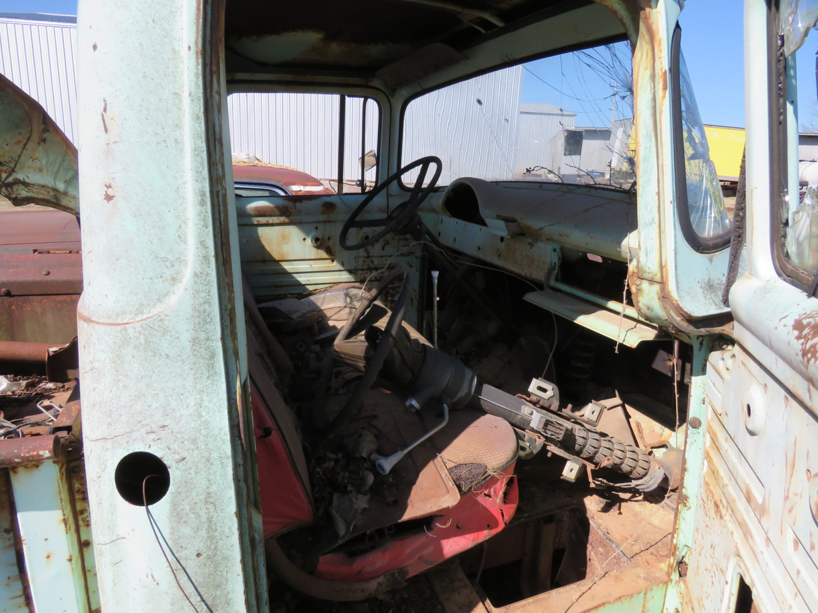 1950's Ford Pickup for parts - Image 2