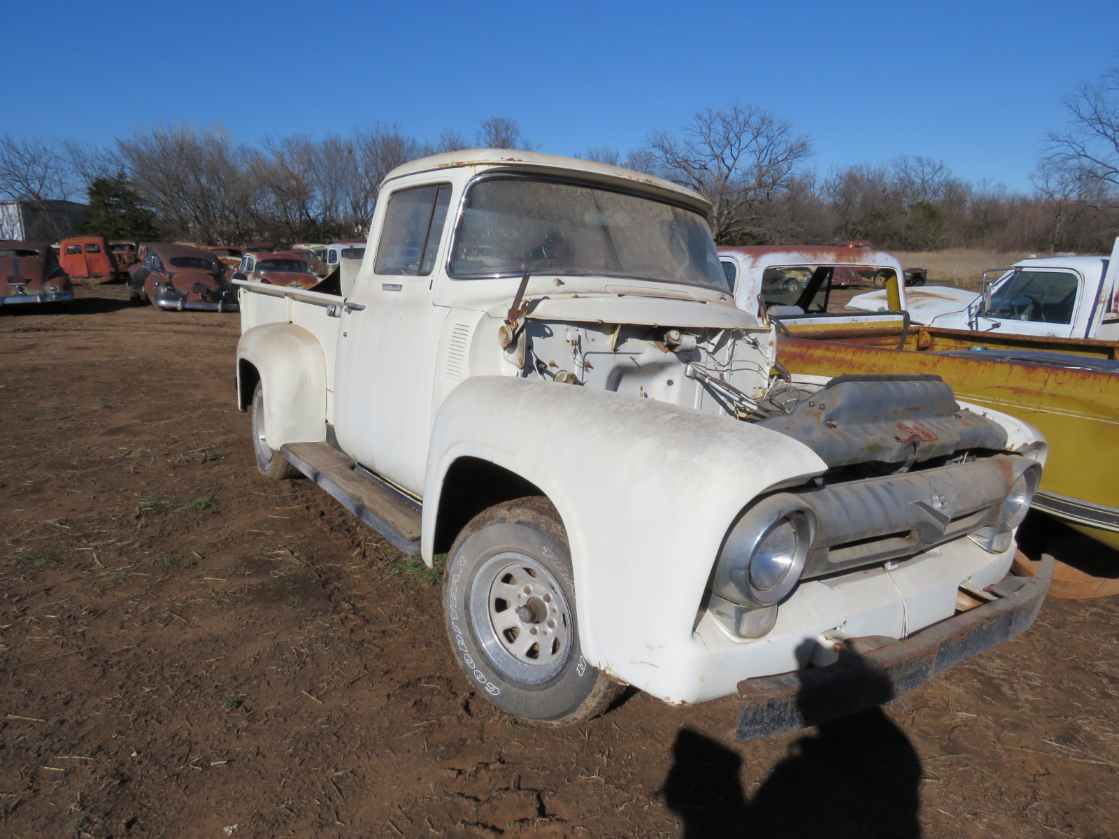 1956 Ford F100 Pickup - Image 3